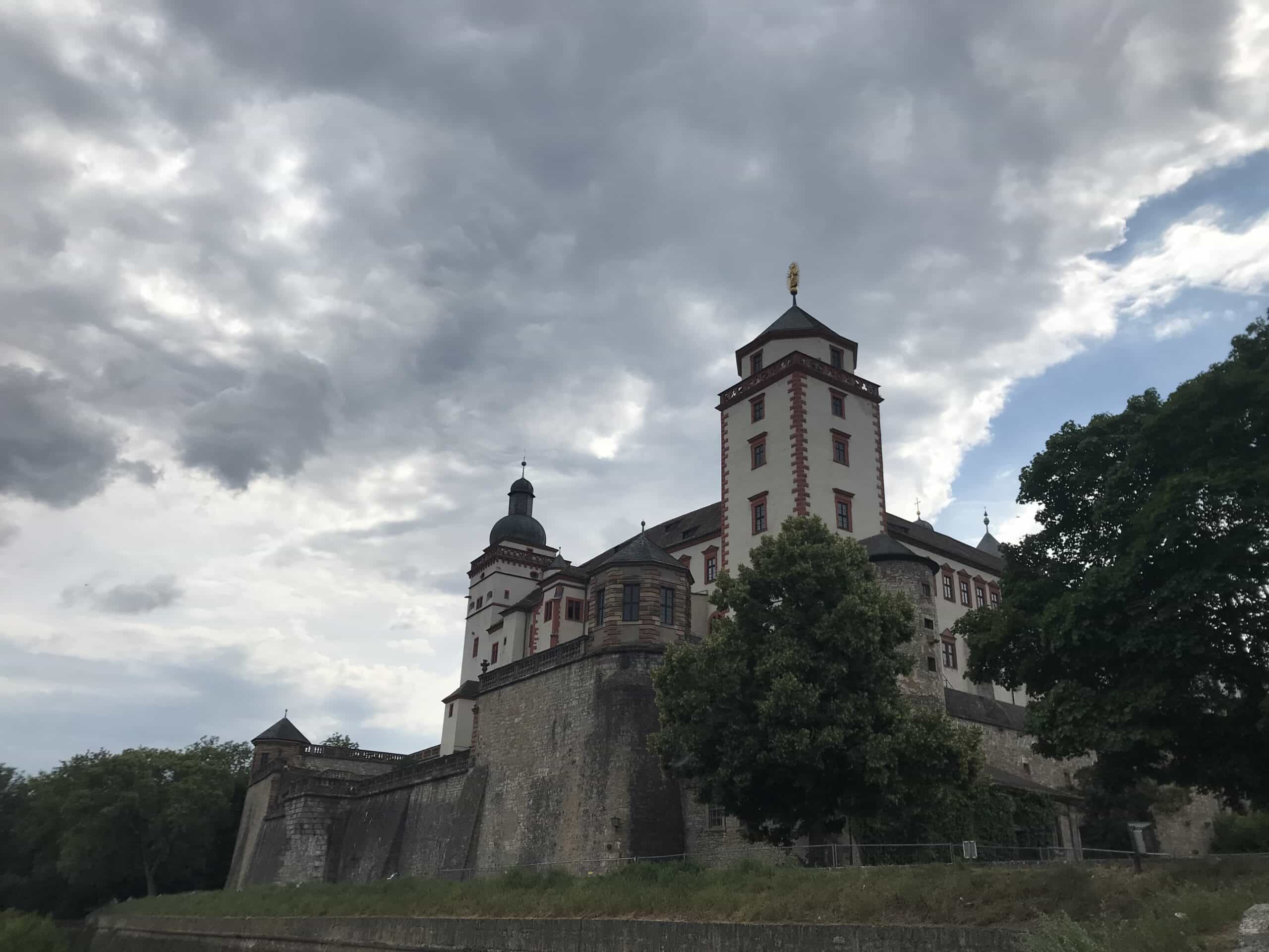 picture of a castle