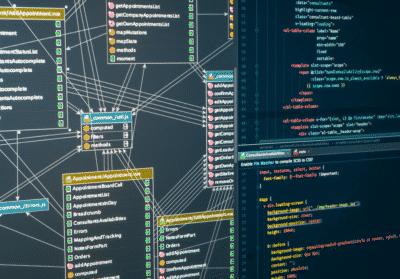 software application architecture diagram